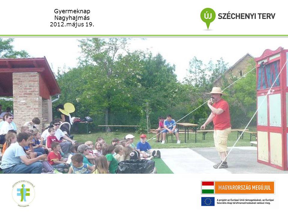 Az ünnepélyes megnyitó után a Sásdi ÁMK kötélugró csapatának a bemutatója következett.
