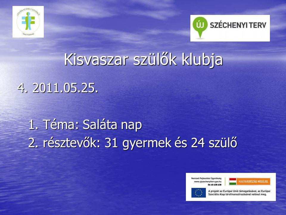 Kisvaszar szülők klubja 5.2011.06.24. 1.