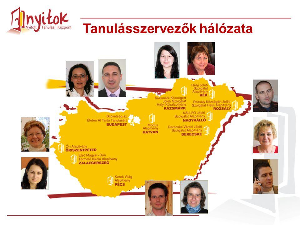 Helyi nyitott tanulási központok