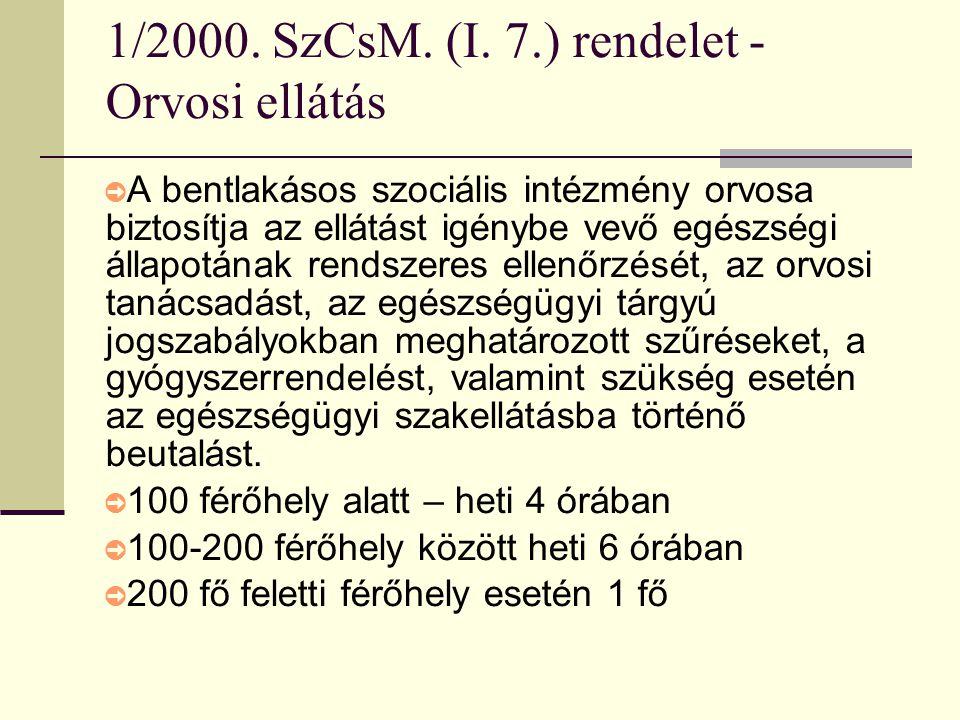 1/2000.(I.7.) SzCsM.