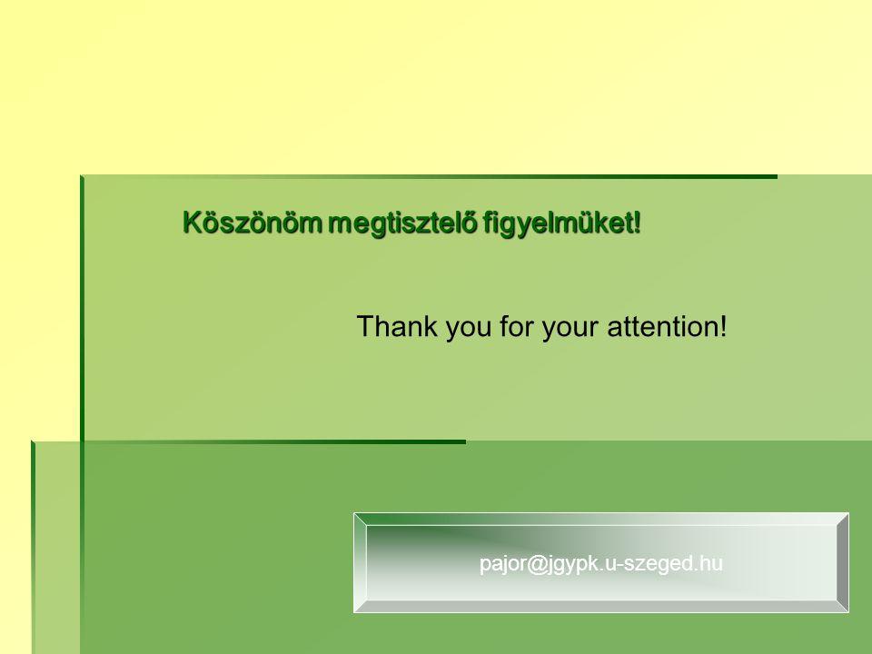 pajor@jgypk.u-szeged.hu Köszönöm megtisztelő figyelmüket.