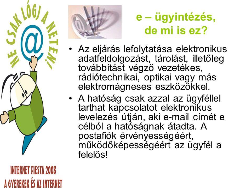 Jogszabályi hátér 2004.évi CXL.