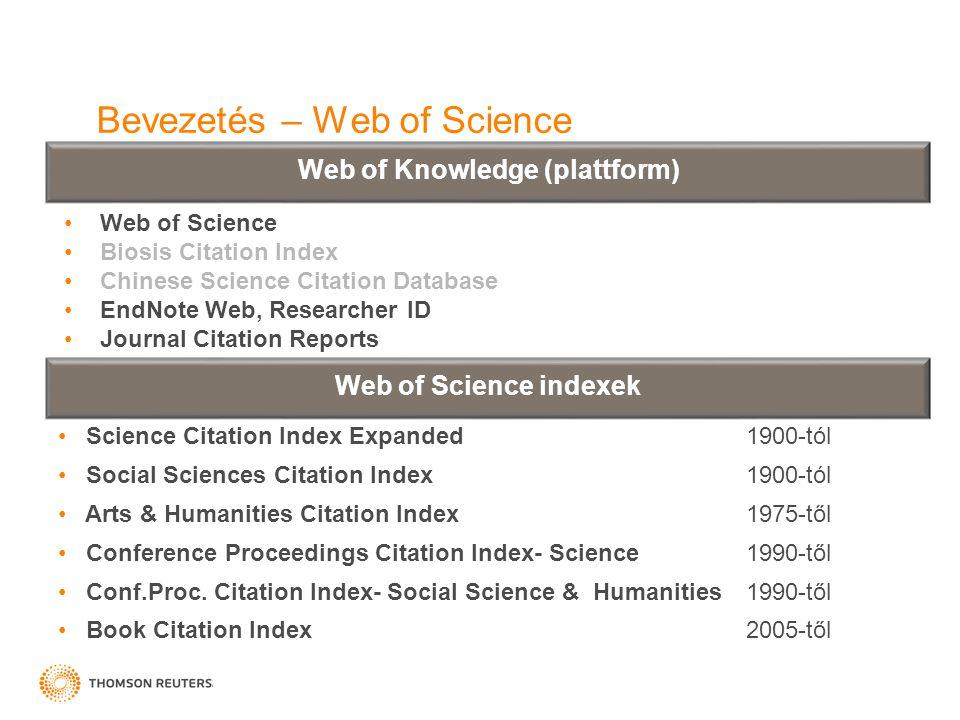 Az összes szerző indexelt és kereshető.