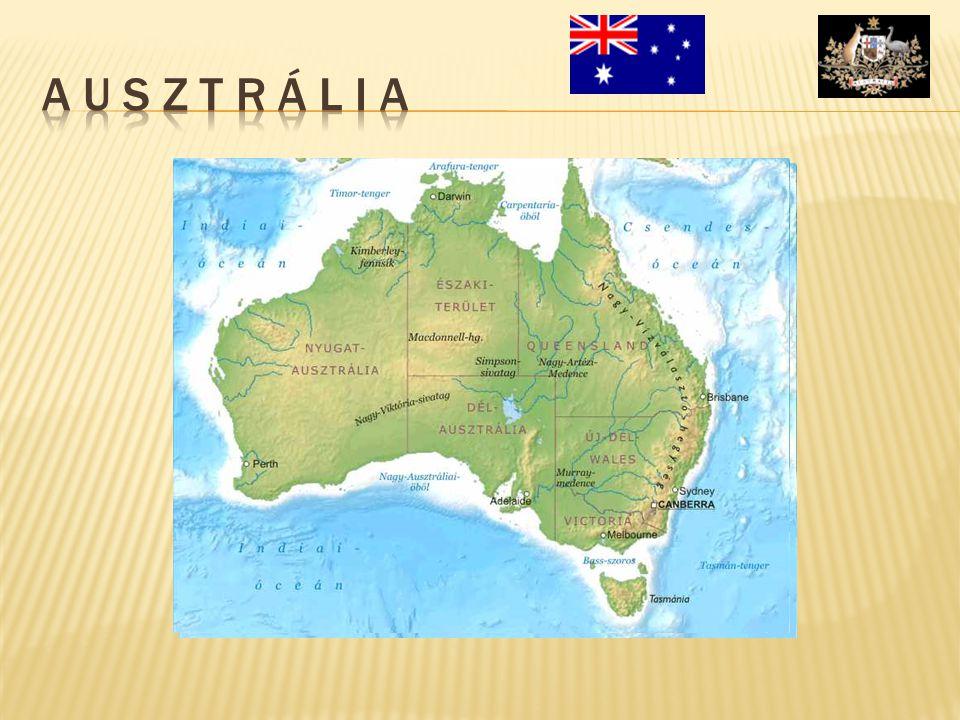 """ A név a latin terra australis incognita kifejezésből ered, ami """"ismeretlen déli föld -et jelent."""