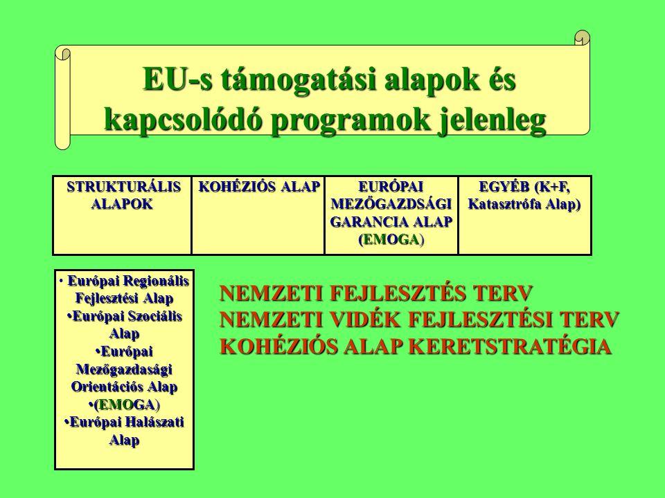 Szennyvízelvezetés és –kezelés fejlesztése /Budapest, Veszprém, Zalaegerszeg/ Ivóvízminőség-javítás /Észak-Alföld/ Hulladékgazdálkodás (települési komplex hulladékgazdálkodási rendszerek ) /Szabolcs-Szatmár-Bereg megye/ Kohéziós Alap Keretstratégiájában támogatott projekttípusok