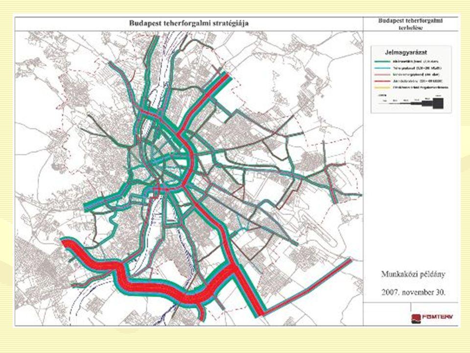 Forgalomkorlátozott területek bővítése I.