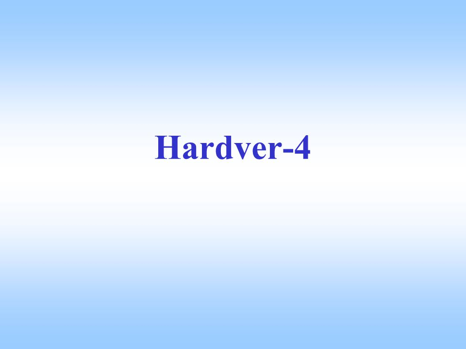 Hardver-4