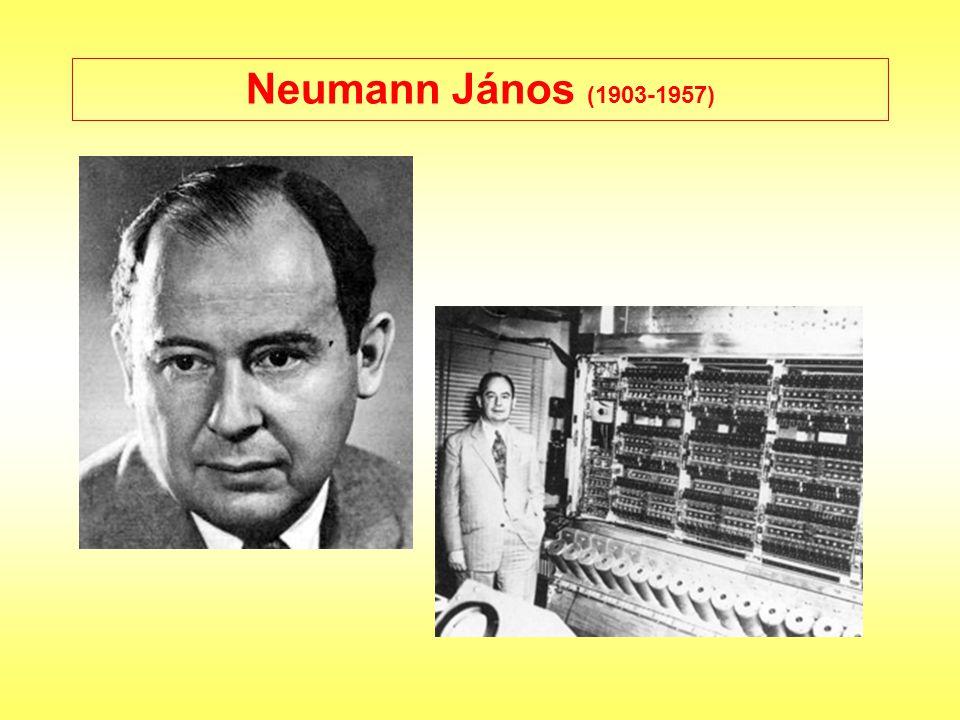 Neumann János (1903-1957)