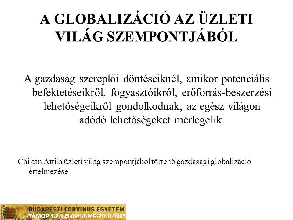 TÁMOP 4.2.1.B-09/1/KMR-2010-0005 GLOBALIZÁCIÓ ÉS A HIVATÁSOS SPORT – ÉRINTKEZÉSI FELÜLETEK A mai társadalmakat vegyes koordinációs mechanizmusok jelle