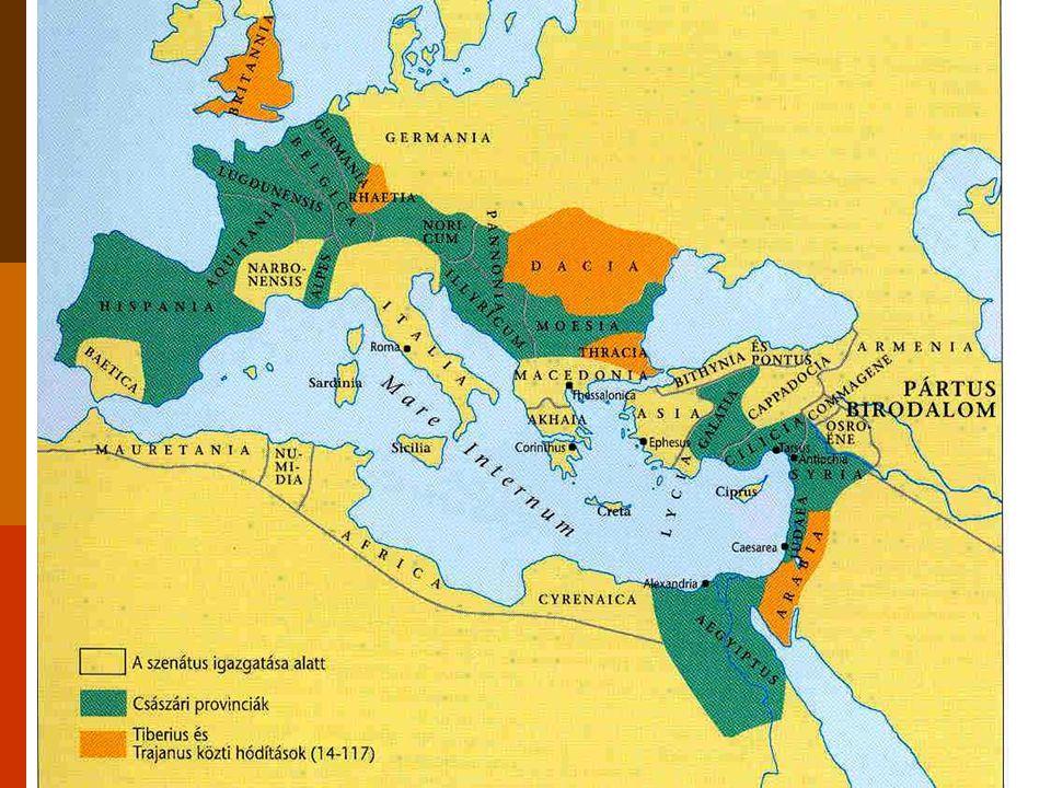 Földrajzi keret  A kereszténység az 1.században keletről nyugat felé terjed.