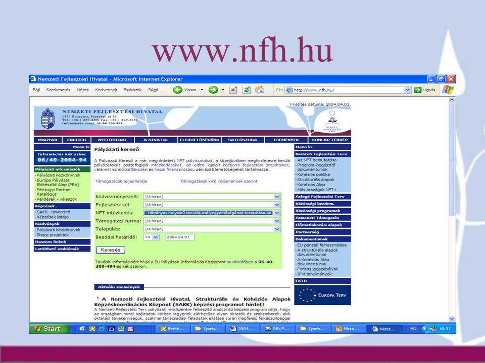 www.nfh.hu