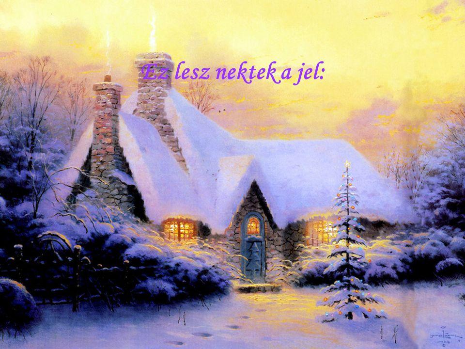 Ma megszületett a Megváltótok, az Úr Krisztus, Dávid városában.
