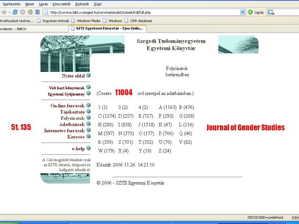 11004 51, 135 Journal of Gender Studies