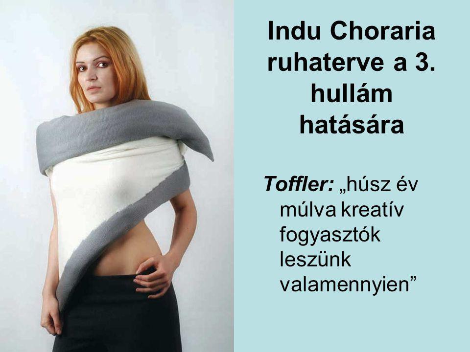 Indu Choraria ruhaterve a 3.