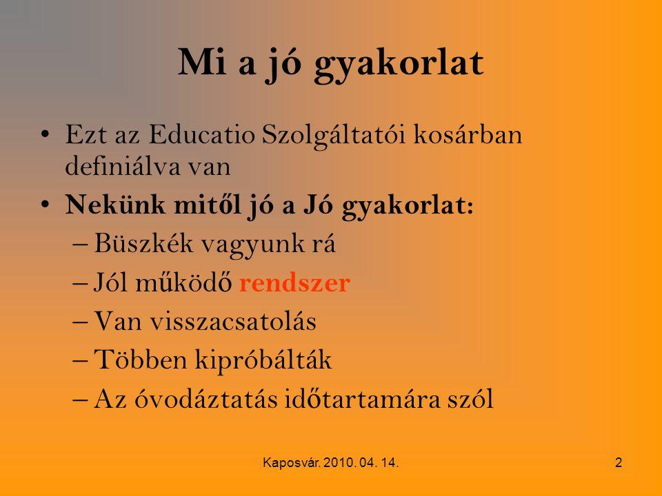 Kaposvár.2010. 04.
