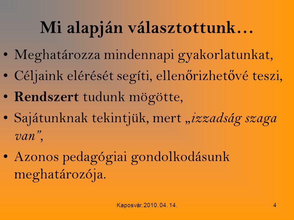Kaposvár. 2010. 04.