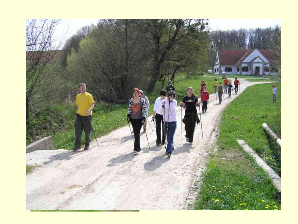 Az idősek sportja NORDIC WALKING…