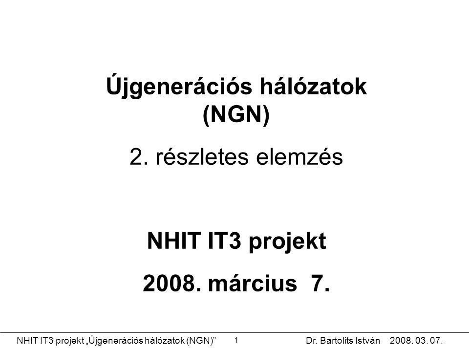 Dr.Bartolits István 2008. 03.