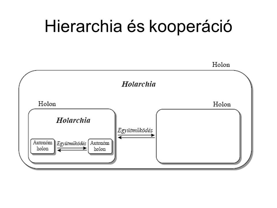 Hierarchia és kooperáció