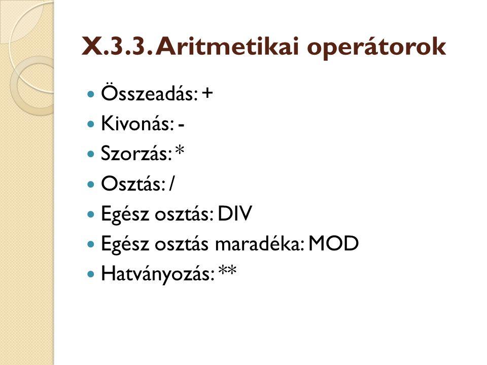 X.3.3.