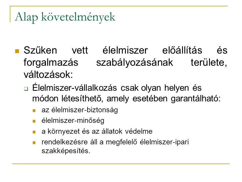 Jelölés Tájékoztatási szabályok:  magyar nyelven,  közérthetően,  egyértelműen,  jól olvashatóan tartalmazza az élelmiszer-jelölési előírásokban foglaltakat Az élelmiszer-jelölés, alkalmazott jelölési módszer, az élelmiszerek megjelenítése  formája vagy alakja,  csomagolása,  bemutatásának módja,  kellékei nem tévesztheti meg a végső fogyasztót