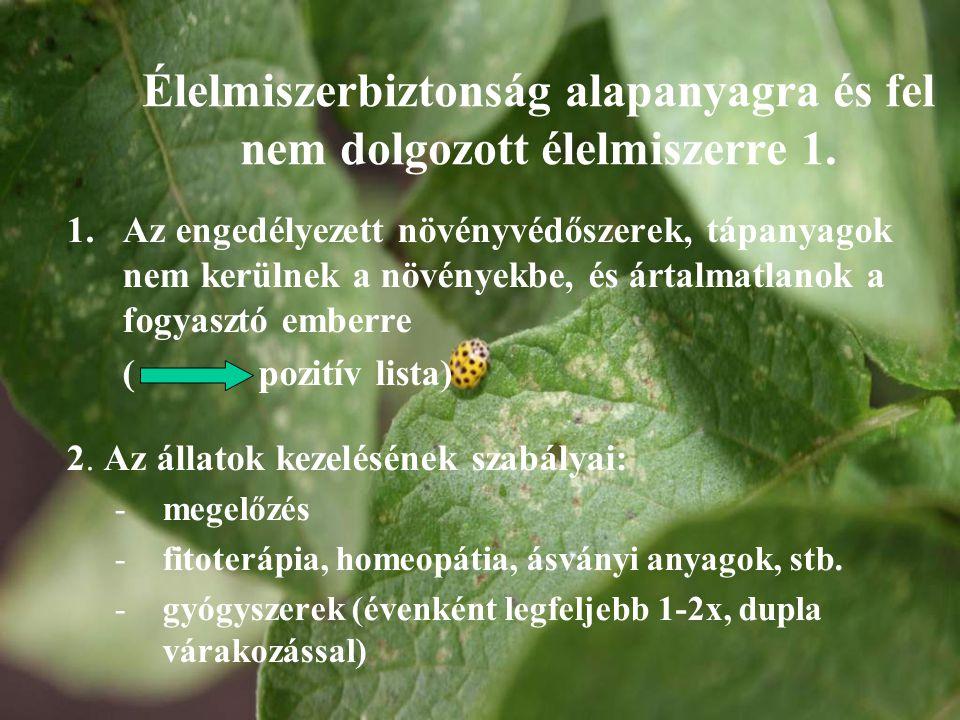 Kezelés sárgarépában: –80-90%-os hatékonyság egyéves gyomokra 80 0 C-nál –Üzemanyag fogyasztás < 400 l ha -1 Kezelt sorok