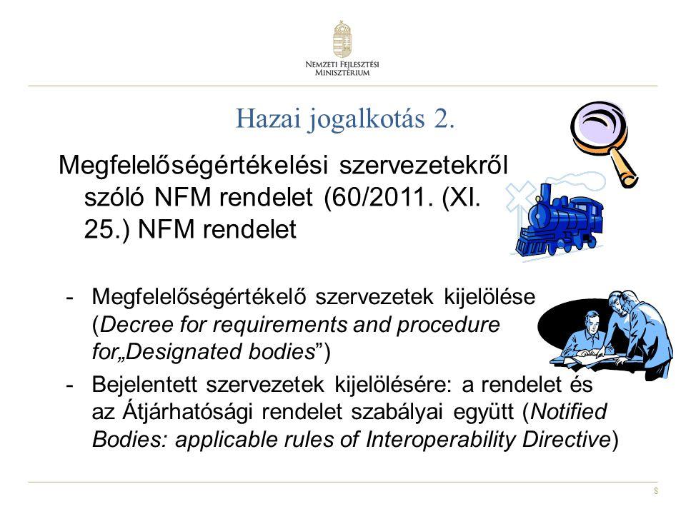 9 Hazai jogalkotás 3.