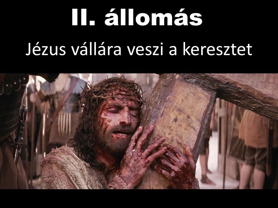 Keresztfádról már levesznek, Szent Szűz szívén pihen tested.
