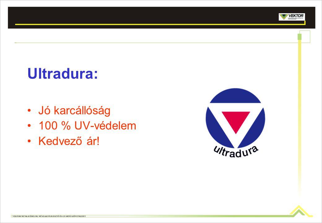 Ultradura: Jó karcállóság 100 % UV-védelem Kedvező ár!