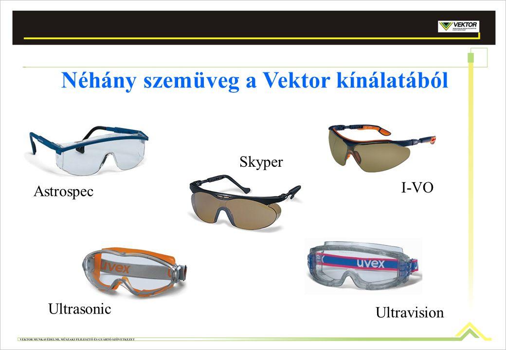 Néhány szemüveg a Vektor kínálatából Astrospec Skyper I-VO Ultrasonic Ultravision