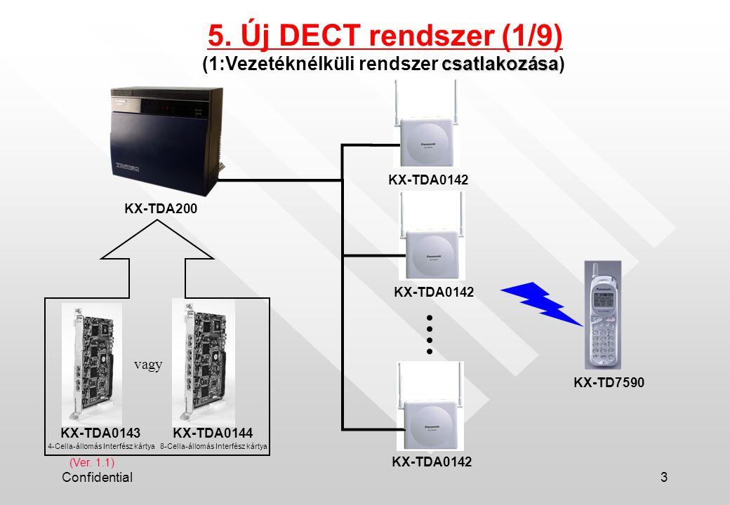 Confidential4 (2:Vezetéknélküli rendszer elemek) 5.