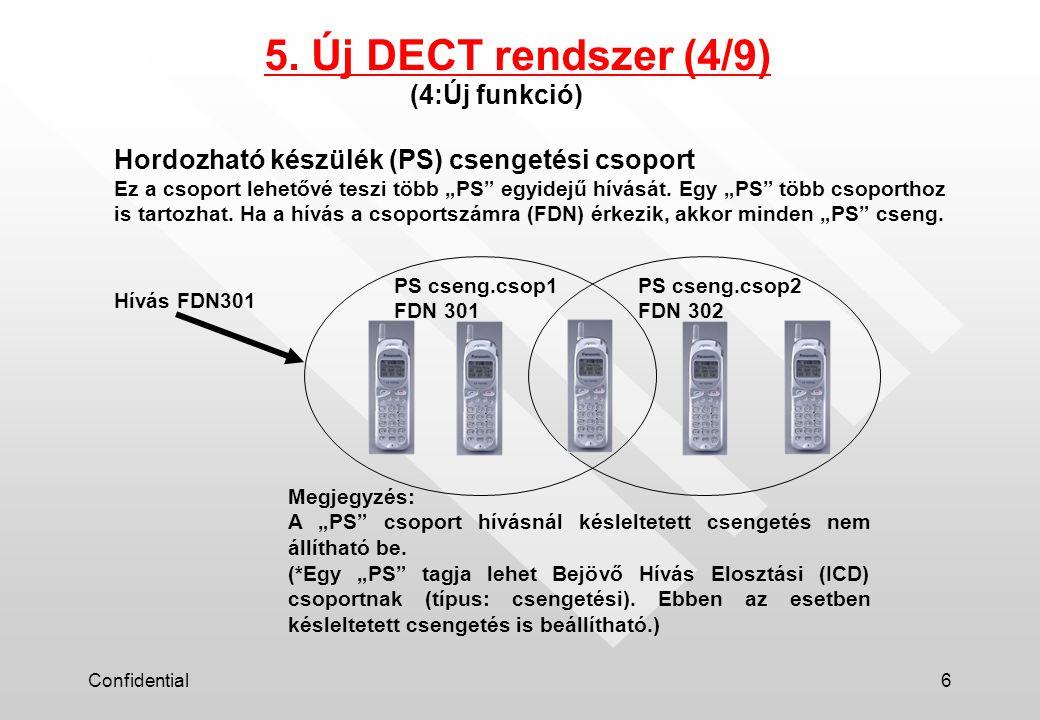 Confidential6 (4:Új funkció) 5.