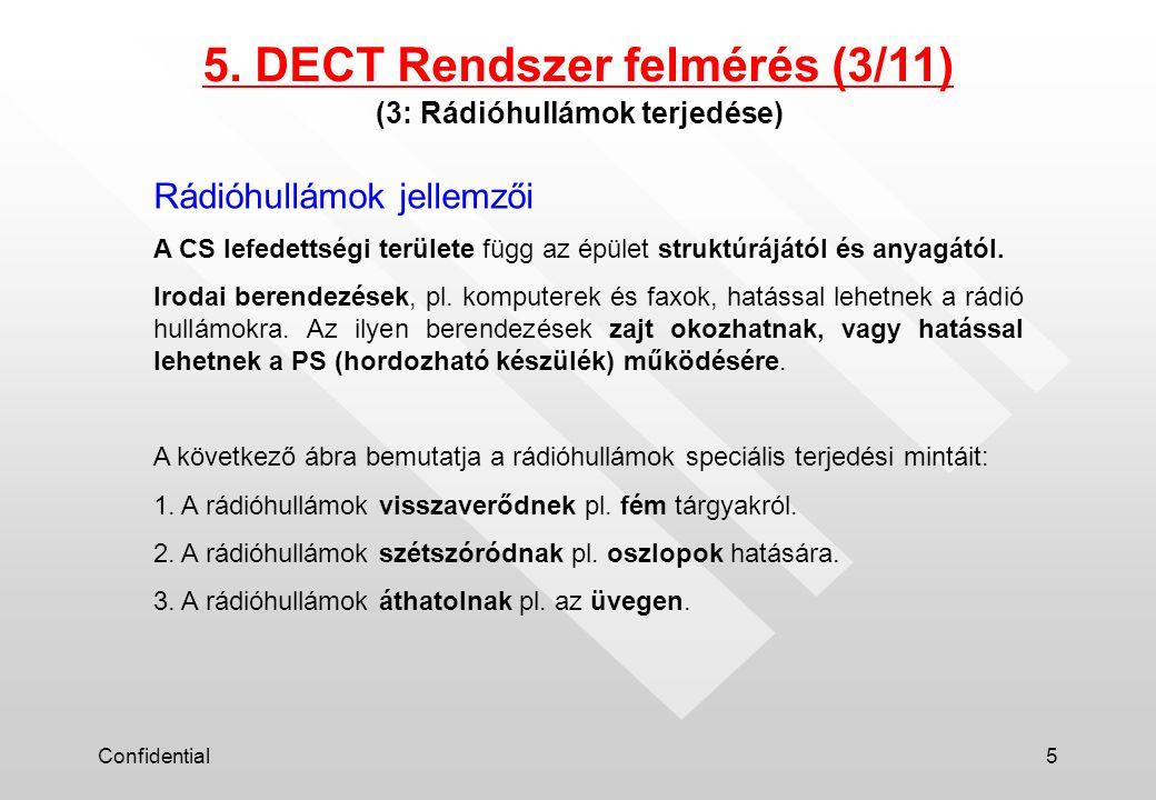 Confidential5 (3: Rádióhullámok terjedése) 5.