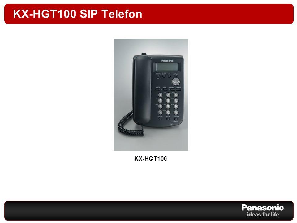 KX-HGT100 SIP Telefon KX-HGT100