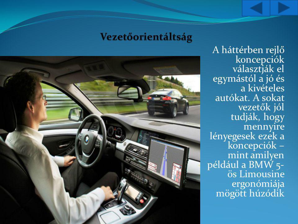 A háttérben rejlő koncepciók választják el egymástól a jó és a kivételes autókat.