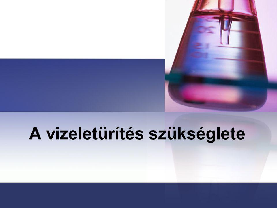 A vizeletkiválasztás A vizelet kiválasztó és – elvezető szervrendszer Vesék nephron glomerulus tubulusok átl.