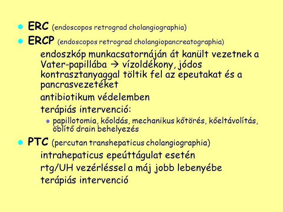 ERC (endoscopos retrograd cholangiographia) ERC (endoscopos retrograd cholangiographia) ERCP ( endoscopos retrograd cholangiopancreatographia ) ERCP (