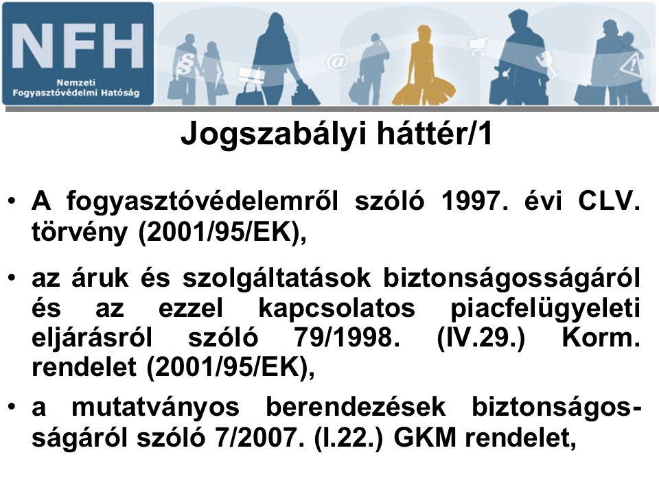 Jogszabályi háttér/2 2009.évi VII.