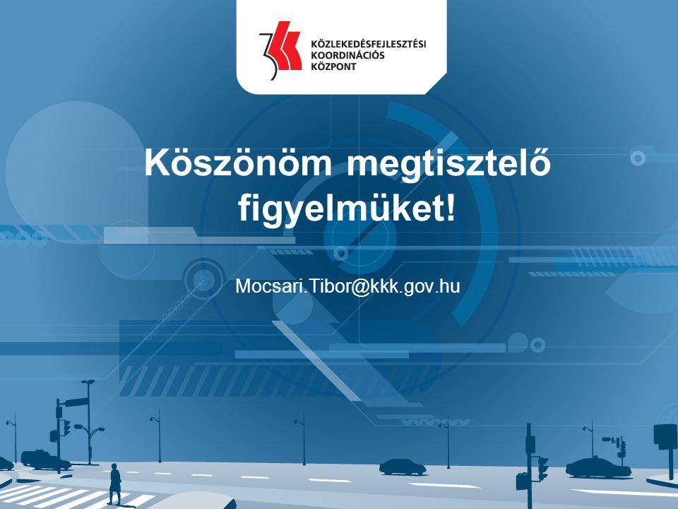2009. október 20. Erős pillérek - javuló közlekedésbiztonság 2009, ORFK 19 Köszönöm megtisztelő figyelmüket! Mocsari.Tibor@kkk.gov.hu