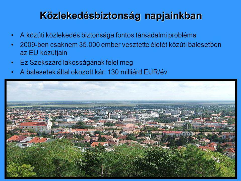 Közlekedéspolitikai koncepciók időszaka Európai Unió: Fehér Könyv 2001-2010 3.