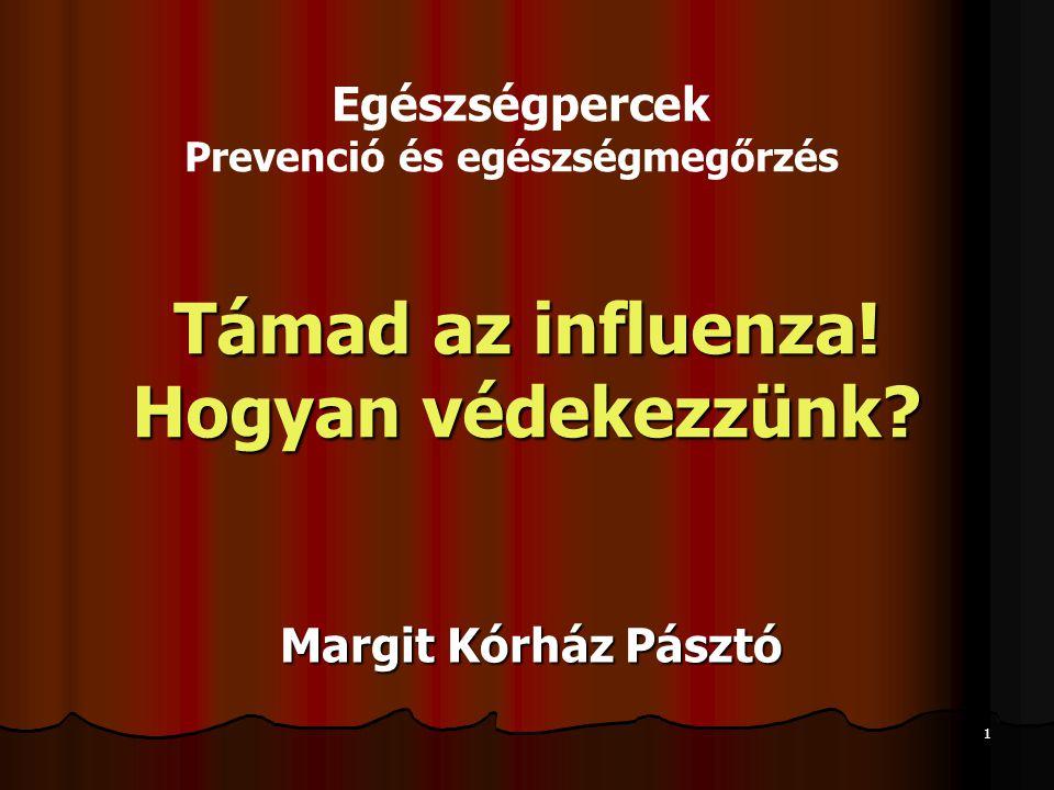 1 Támad az influenza. Hogyan védekezzünk.