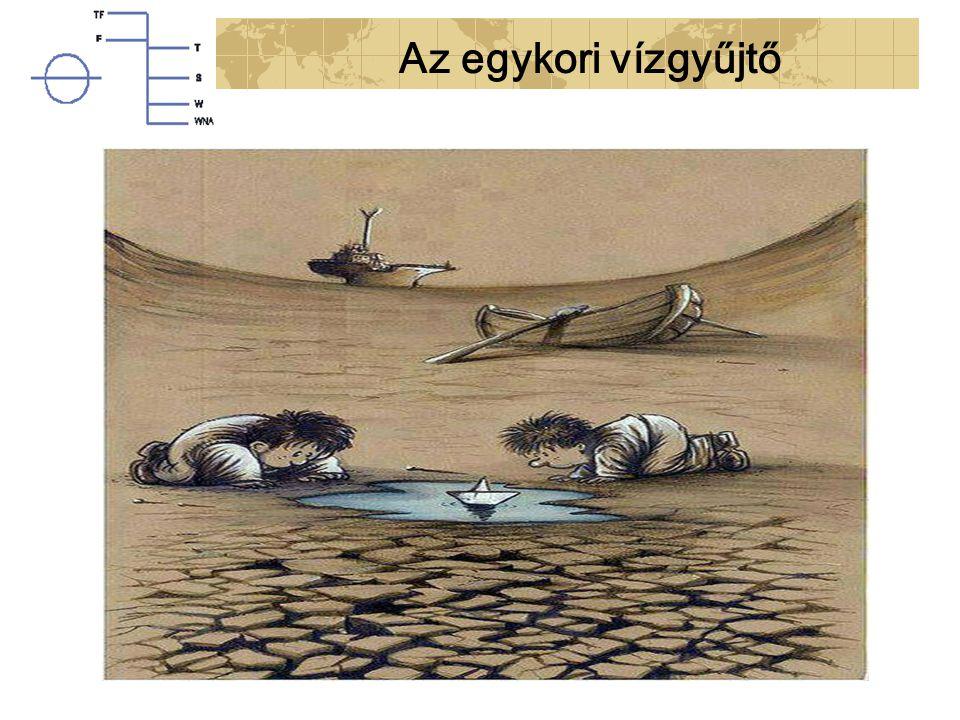 Az egykori vízgyűjtő