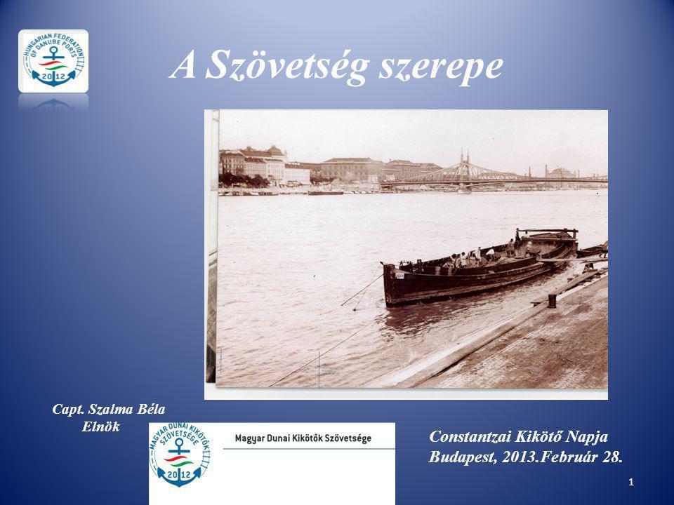 Lesznek támogatások a Magyar Közforgalmi Kikötők fejlesztéséhez 11