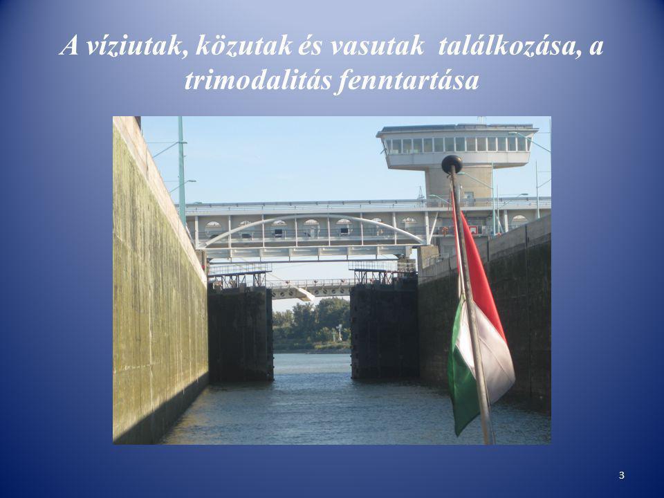 A Duna szabályozása nélkül hiába fejlesztünk. 13 Dont be blind to the future Drink or drive!