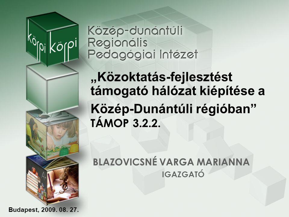 Projektgazda:KÖRPI 2008.