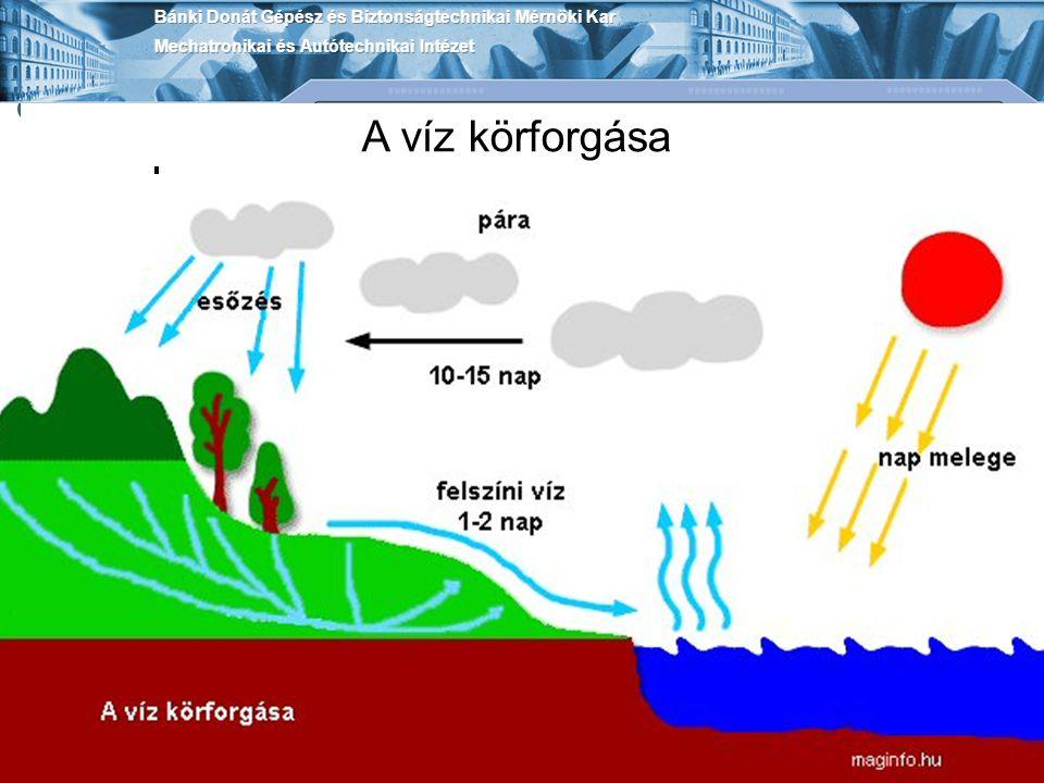 A vízben oldott gázok A víz oldott oxigén-tartalma Az oldott oxigén a vízben lévő, fizikailag oldott oxigén gáz (O2) mennyisége, mg/dm3 egységben.