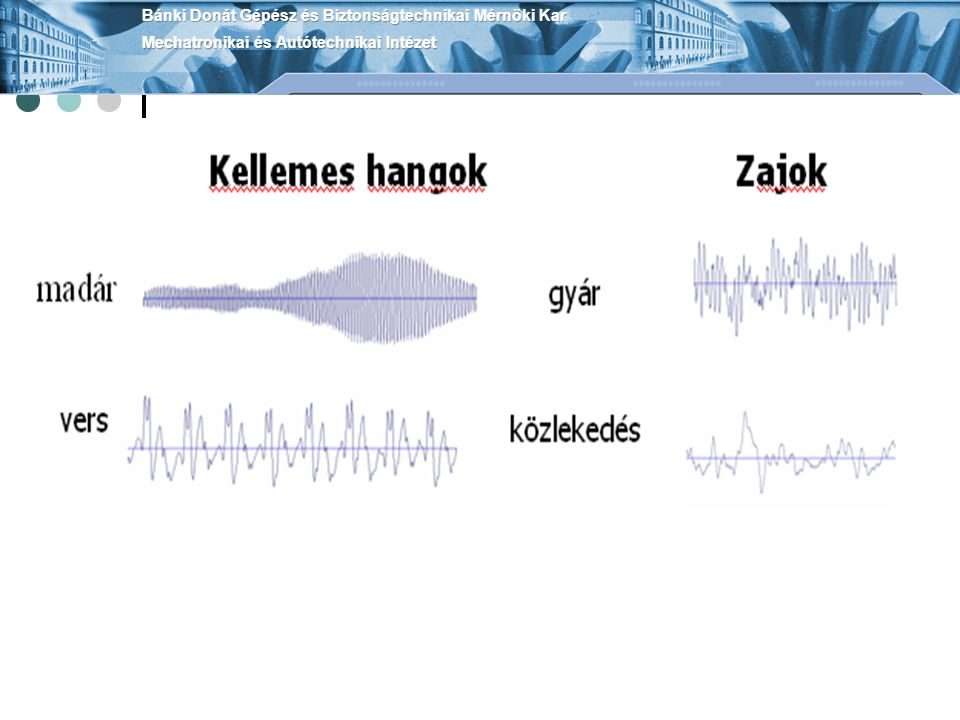 A zaj-rezgés hatása az emberi szervezetre