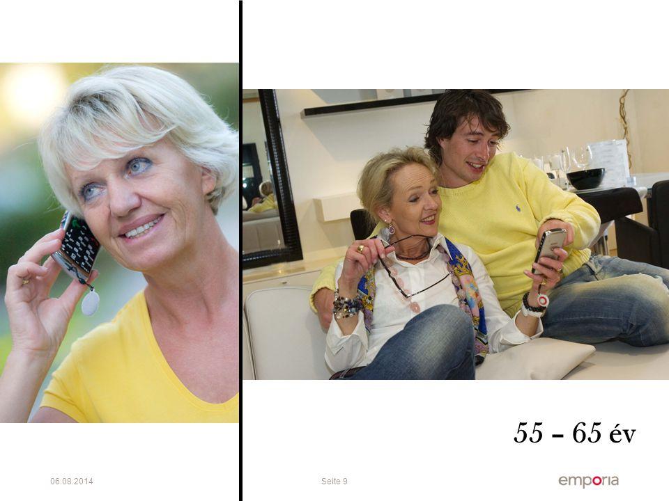 06.08.2014Seite 9 55 – 65 év