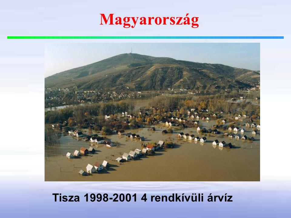 Tisza 1998-2001 4 rendkívüli árvíz