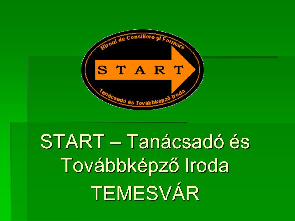 START – Tanácsadó és Továbbképző Iroda TEMESVÁR